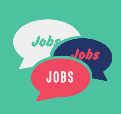 Jobs holding image
