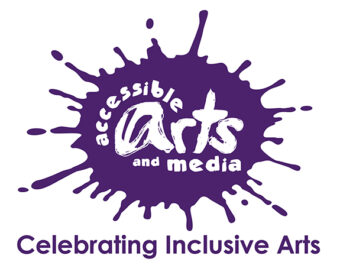 Accessible Arts & Media logo