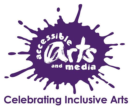 Accessible Arts & Media logo