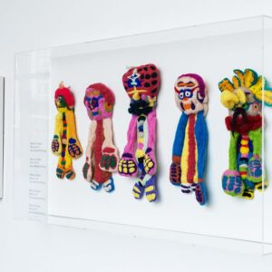 Makoto Okawa 'makoot' dolls