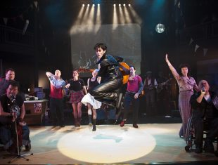 Graeae Theatre Company Reasons To Be Cheerful