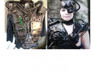 Borg Costume