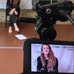 Sophie Stone on Camera