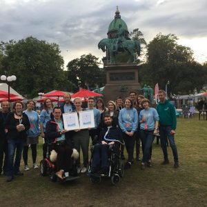 Edinburgh International Book Festival staff
