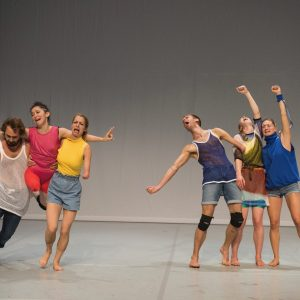 Candoco Dance Company Face In