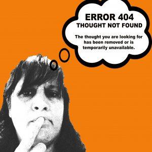 thinking error