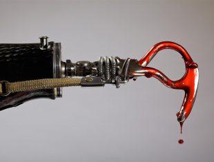 Kev Howard. Blood on Their...
