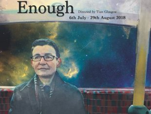 """enough"" promo image"
