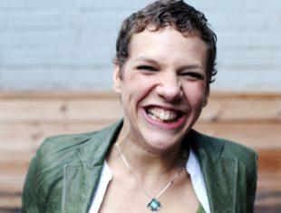 Headshot of actress/ comedian Francesca Martinez
