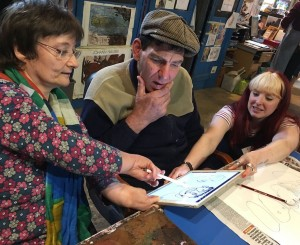 Learning Disabled Art Studios